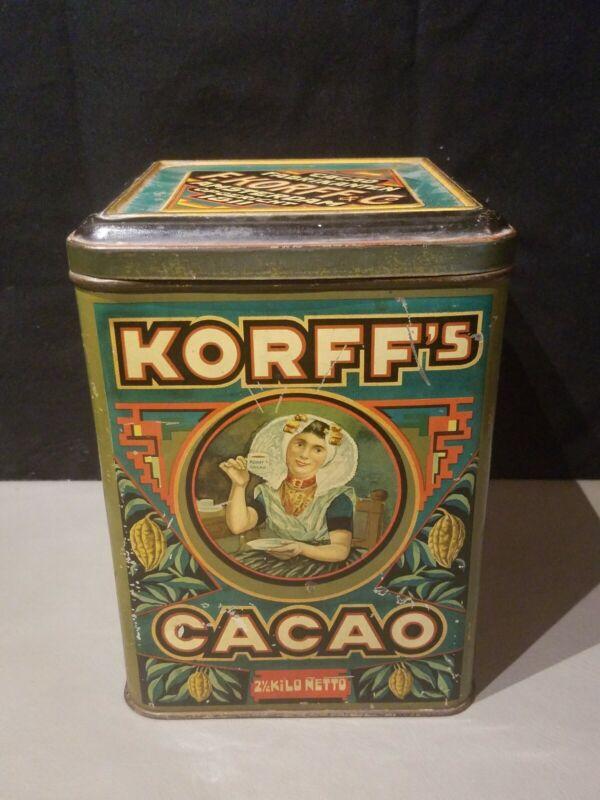 Vintage Early Korff
