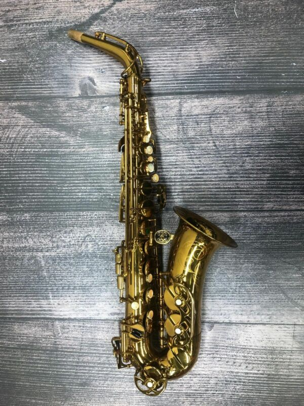 Buffet 1971 Dynaction Alto Saxophone with the Original Hard Shell Case