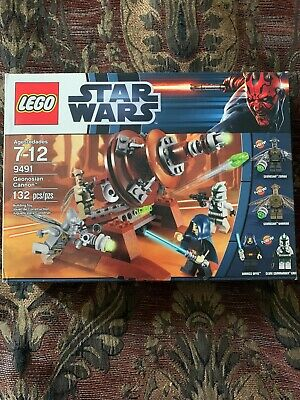 LEGO 9491 - Star Wars: The Clone Wars - Geonosian Cannon - 2012 Brand New
