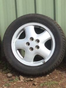 Toyota celica rims and tyres Ravenshoe Tablelands Preview