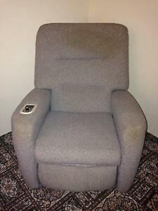 FREE! Reclining Arm Chair (Electric Massage Needs New Power Cord) Cherrybrook Hornsby Area Preview