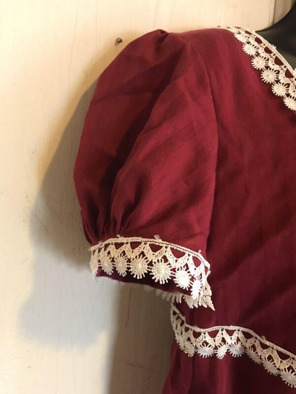 19th Century Jane Austen Pride & Prejudice 1812  Ballgown Regency Empire Waist