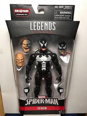 MARVEL LEGENDS SERIES SPIDER-MAN VENOM