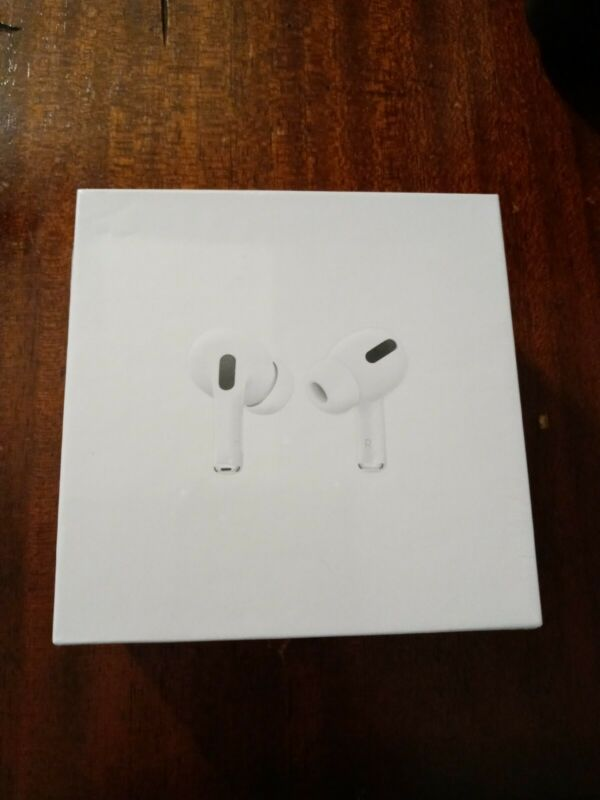 NEW IN SEALED BOX Apple AirPods Pro With Wireless Case White