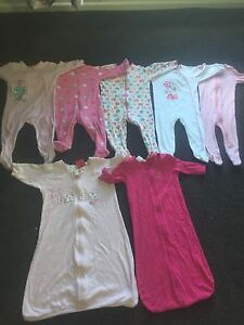 Girls size 0 winter clothes bundle Marsden Logan Area Preview