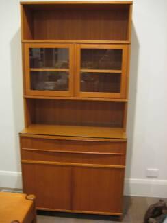 Retro, vintage, mid century dresser / buffet / wall unit. ? Teak, Malvern East Stonnington Area Preview