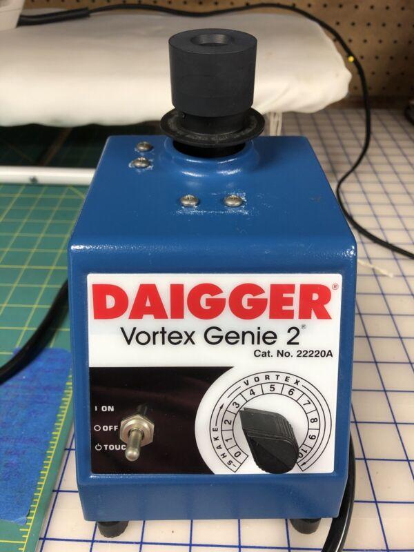 Scientific Industries Vortex Genie 2 G-560 Mixer