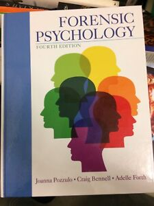 Forensic psychology fourth edition