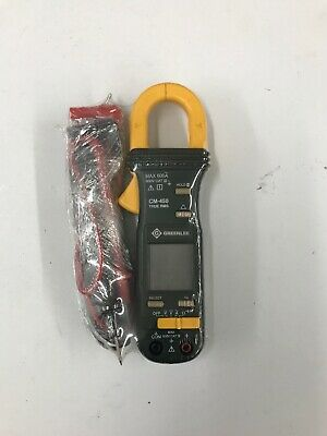 Greenlee Cm-450 True Rms Clamp Meter