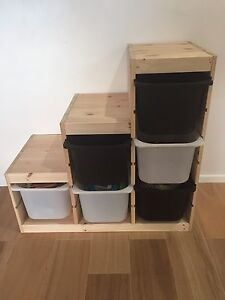 IKEA trofast storage system Burleigh Waters Gold Coast South Preview