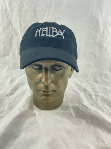 Promo Only - Hellboy - Movie - 2004 - Cap - Hat - Unused - Very Rare