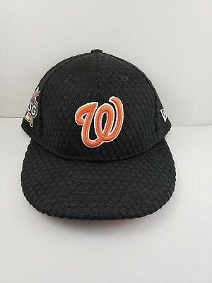 timeless design cb32e 39b81 New Era Washington Nationals MLB ASG Home Run Derby Hat Size 7-1 4 men s new