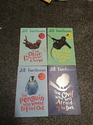Jill Tomlinson Book Bundle
