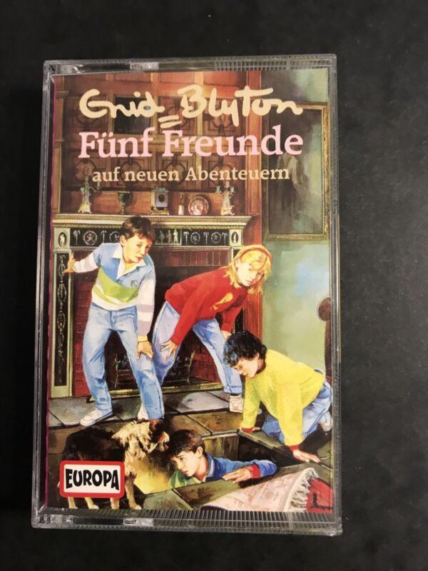 021/auf Neuen Abenteuern [Musikkassette] - GUT