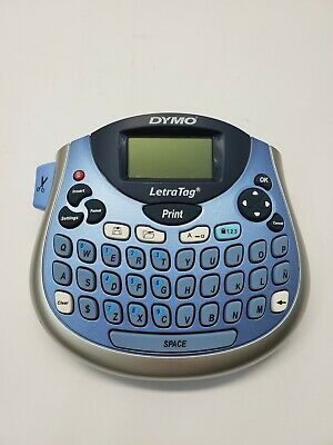 Dymo Letratag Lt-100t Personal Label Maker Portable