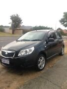 2010 Holden barina 5 speed manual hatch bargain Welshpool Canning Area Preview
