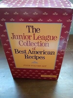 Junior League Collection of Best American Recipes ~~ 4 HB/DJs in