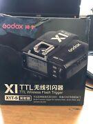 Godox TTL wireless flash trigger - Sony Girraween Parramatta Area Preview