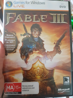 Pc games great condition some unused
