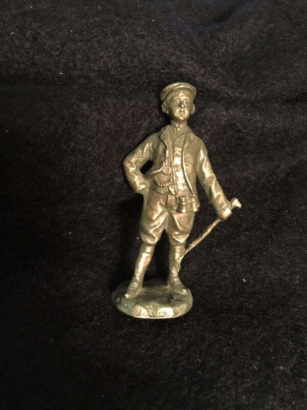 Miniature Bronze Figure
