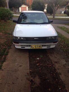 Toyota Corolla  Dundas Valley Parramatta Area Preview