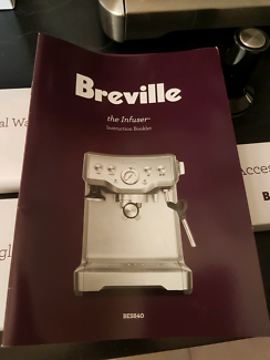 Wanted: Breville Coffee Machine - Infuser