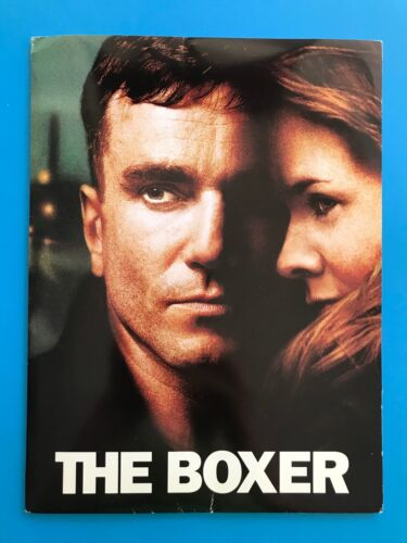 The Boxer (1997) Original Promotional Media Press Kit