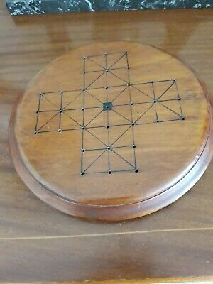 antique solitaire type antique game quiet rare, good looking piece