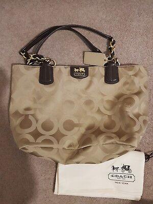 Coach Handbag Limited Brand New16