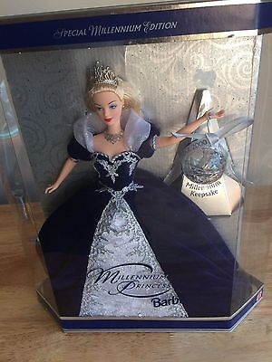 2000 Special Millennium Princess Edition Barbie Special Edition