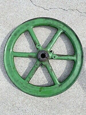 2 Hp Fairbanks Morse H Governor Side Flywheel For Hit Miss Gas Engine Antique