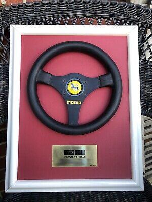 Momo Volante Formula 1 Ferrari Steering Wheel Display segunda mano  Embacar hacia Mexico