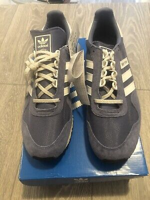 Mens Adidas New York Trainers Size 10
