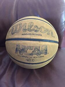 Youth size 5 basketball