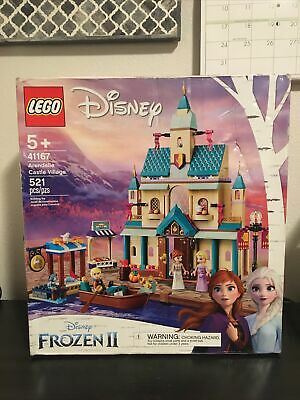 LEGO Set 41167 Disney Frozen 2 Arendelle Castle Village Brand New Damaged Box