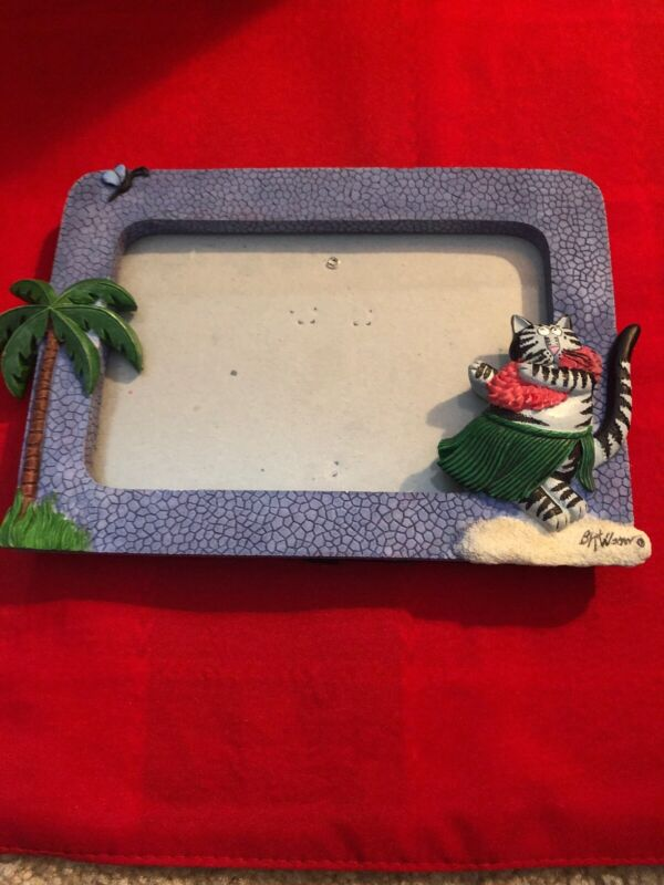 B.Kliban Cats & More Cats 5x7 Picture Frame
