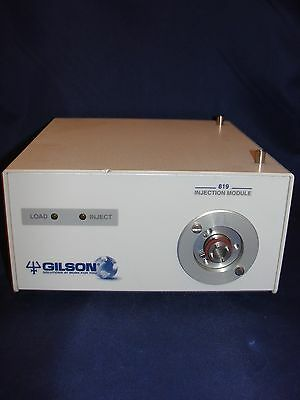 Gilson Injection Module Model 819