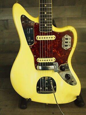 Fender Jaguar 1965 Alpine White
