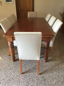 Dinning table recycled Oregon Woolwich Hunters Hill Area Preview