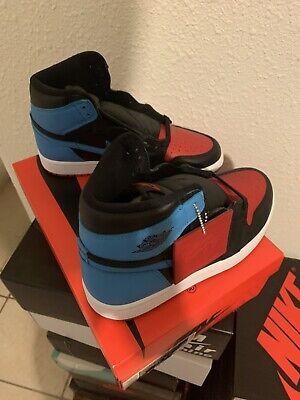 Nike Air Jordan 1 High OG NC To CHI size 6W