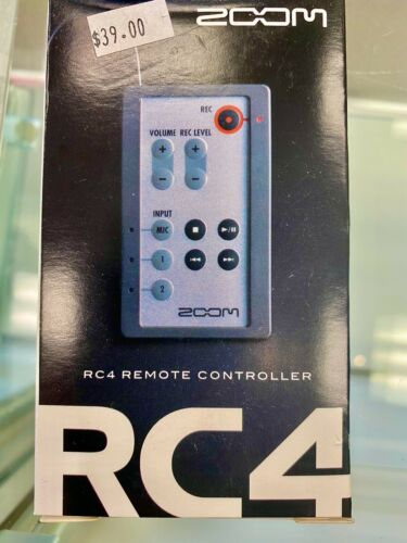 ZOOM RC4 Remote Controller  NEW