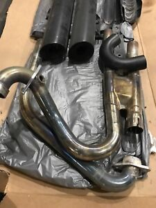 Stock 2015 victory highball exhaust pipes (complete)