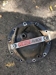 Chevy rear axle cover
