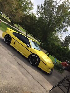 1986 supercharged Fiero GT