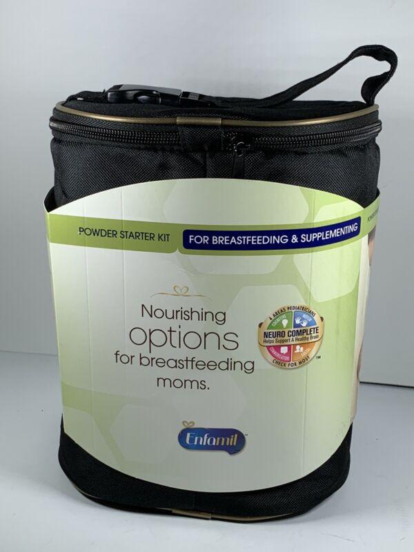 Enfamil Starter Pack Breastmilk Cooler With Freezer Pack New No Formula