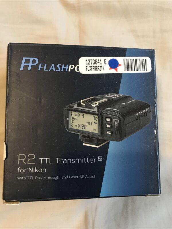 FlashPoint R2 TTL Transmitter (for Nikon)