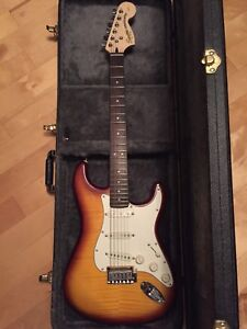 Mint Condition Fender Squire Stratocaster