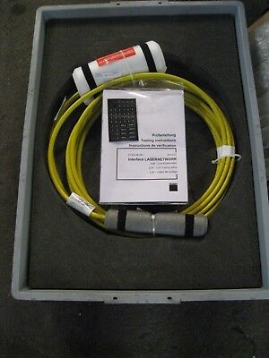 Trumpf Haas 1450613 Llk-b 036m Fiber Laser Light Cable 6m Length New