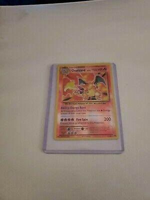 Pokemon XY Evolutions Charizard 11/108 Rare Reverse Holo Card