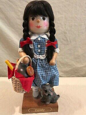 Christian Ulbricht Limited Edition Wizard of Oz Dorothy Nutcracker 258/5000